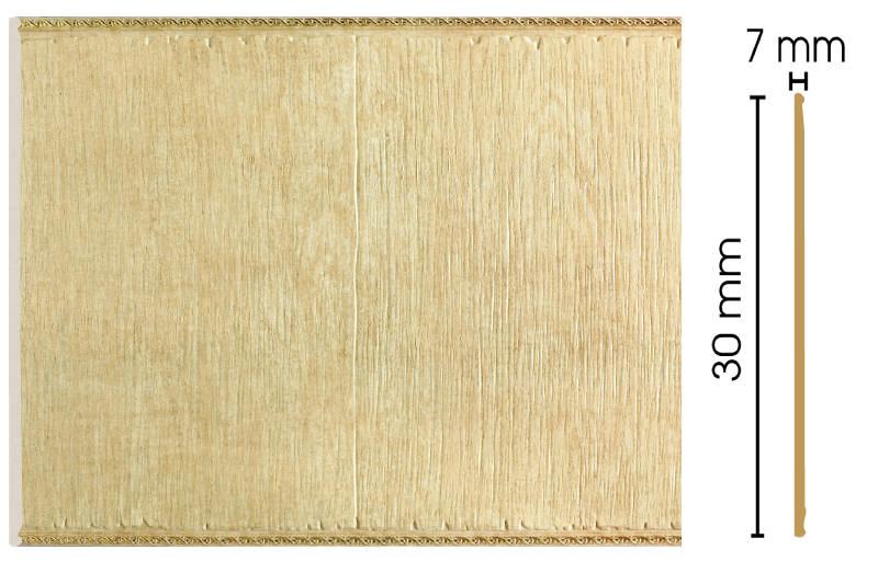 Цветная панель Decomaster С30-5 (размер 300х7х2400)
