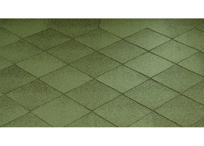 Гибкая черепица Katepal Foxy Зелёный, 1м2