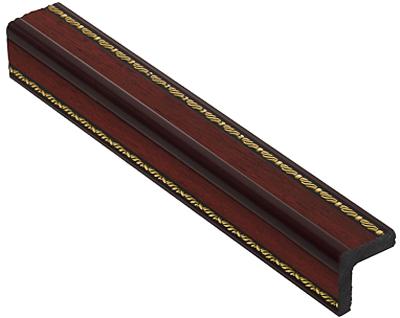 Цветной угол Decomaster 116-52 (30x30x2400)