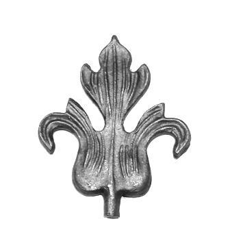 Ковка Цветок Арт. 1132 размер130х110х8 от Stroyshopper
