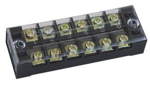 TDM Блок зажимов 6 пар 15А  цены