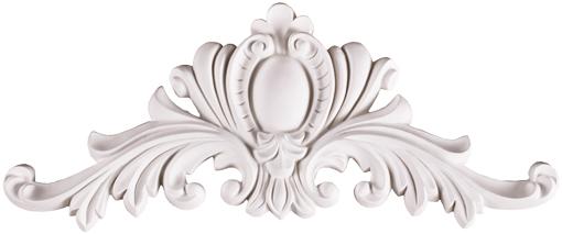 Орнамент Decomaster 91268-1 (320х125х35)