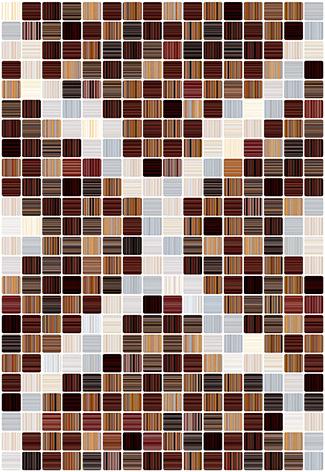 Плитка настенная Керамин Гламур 3 тип 1 40х27,5