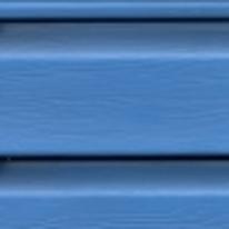 Виниловый сайдинг синий