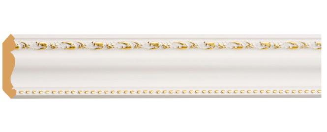 Цветной карниз Decomaster 155s-54 (35-35-2400)
