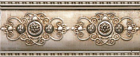 Плитка Aparici Olympo Myth Gold Cenefa 4-034-4