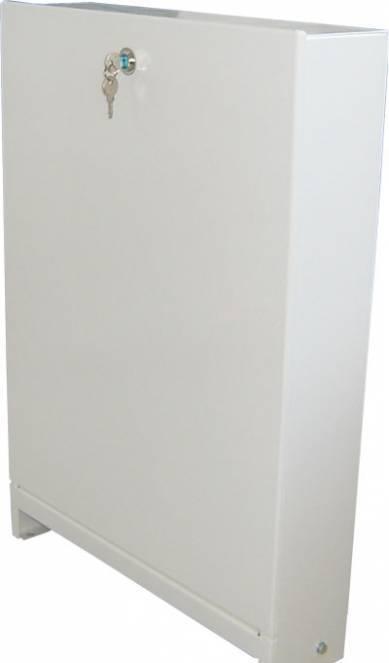 Шкаф для коллектора наружний ШРН3 (651мм-120мм-703мм)