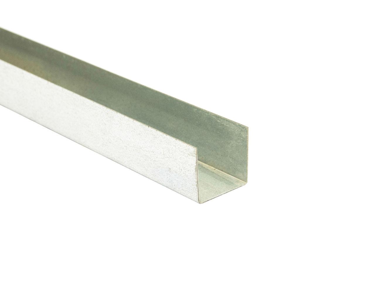 Профиль ПН 27x28 3м, Тиги-Кнауф, толщ. 0.6мм