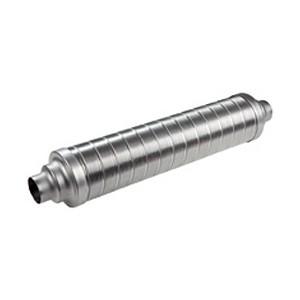 Глушитель шума компрессора Pahlen (0,75 - 1,1 кВт)  81211