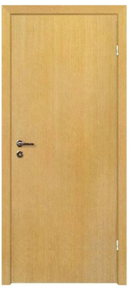 Дверь с четвертью, цвет бук (размер 0.8х2м)