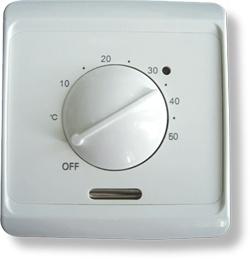 Регулятор теплого пола сенсорный