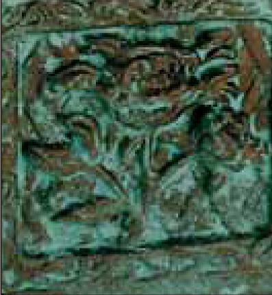 Краска Decomaster Светлая патина набор (спрей + банка) 7985