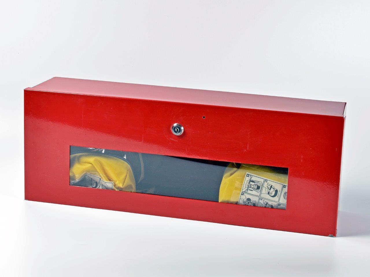 Контейнер для самоспасателей и наборов ШАНС-Е ШАНС-2, ШАНС-3