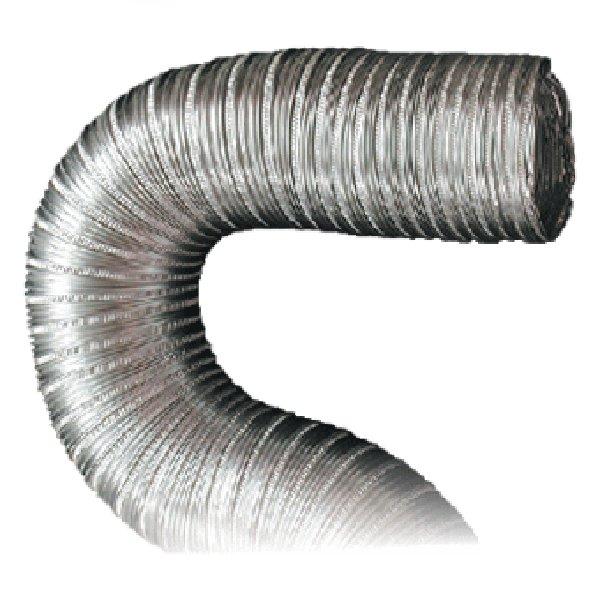 Воздуховод гибкий, диам. 127мм (длина 10м)