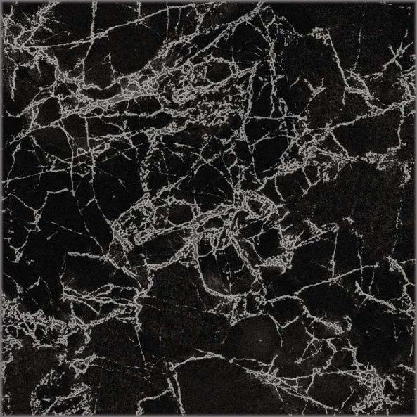 Плитка напольная Шахтинская плитка Фабрицио 01 черный 33х33