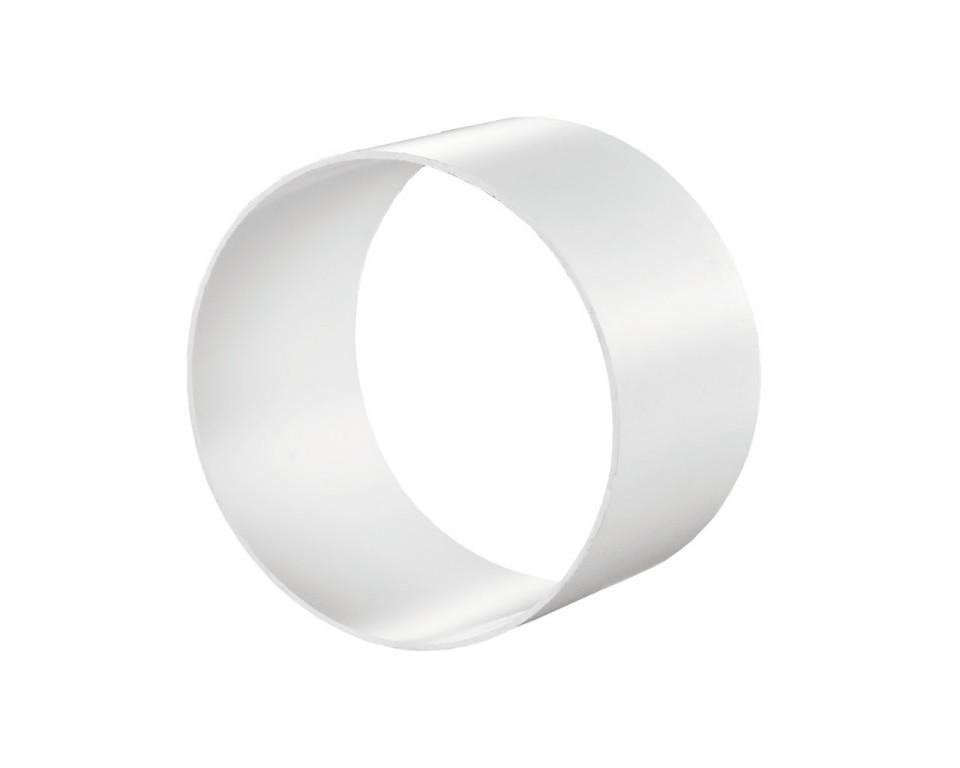 Соединитель круглых воздуховодов диам100