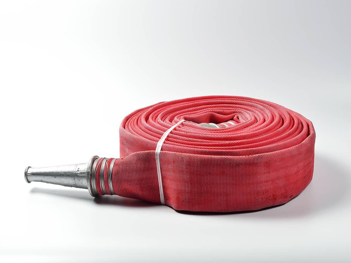 Рукав пожарный Латексированный с головкой и стволом 20 м, г.Бийск