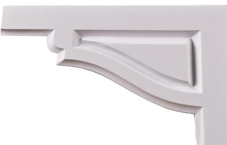 Декоративный элемент Decomaster для оформления ступеней  66197L