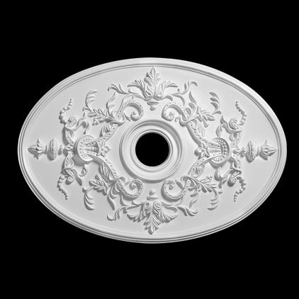 1.56.041 Европласт потолочная розетка