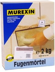 Затирка для швов Murexin OF40 Антрацит (anthrazit), 2кг