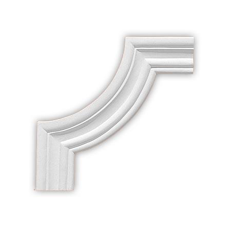 Угол декоративный Decomaster 97022-2 (к молдингу 97022)