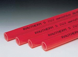 REHAU RAUTHERM S Труба отопительная 20x2 труба из сшитого полиэтилена