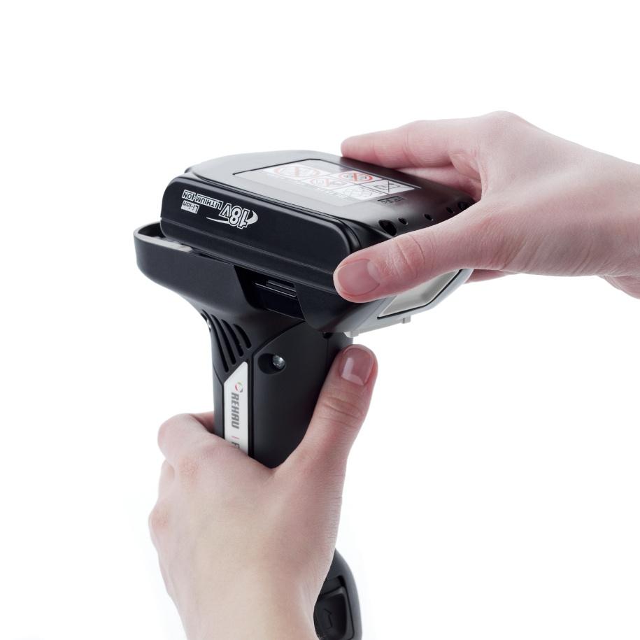 Запасной литий-ионный аккумулятор 1.5 Ач для 203597-001