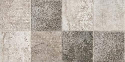 Плитка Venus Ceramica Kathmandu Decore Grey (Mix 6) 63-010-7