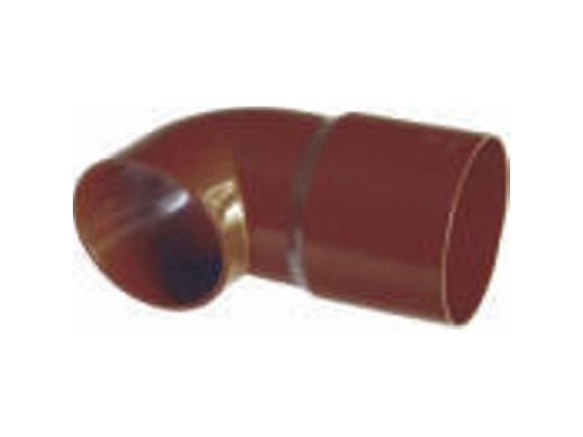 Наконечник водосточной трубы, коричневый