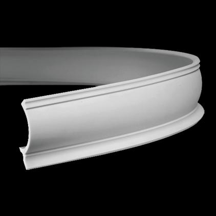 1.50.261 флекс Европласт потолочный карниз, гибкий