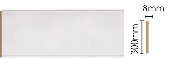 Декоративная панель Decomaster B30-115 (298х9х2400мм)