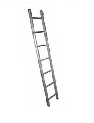 Лестница простая 1х9 ступенек (2.6м)