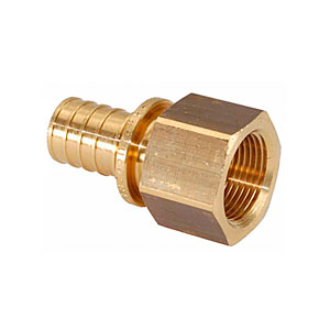Переходник с внутренней резьбой 20-Rp 3/4 (MX) Rehau  соединитель прямой с накидной гайкой 20 х 3 4 внутр г mx rehau