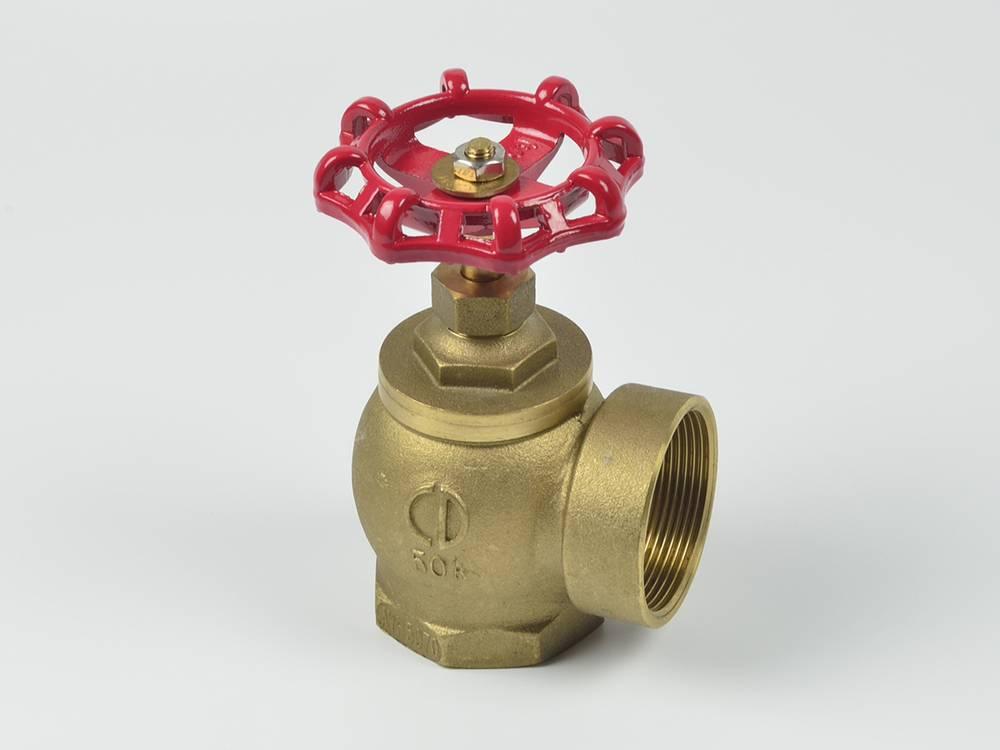пожарный запорный клапан