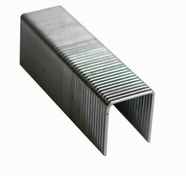 Скобы для степлера 8мм (1000шт)
