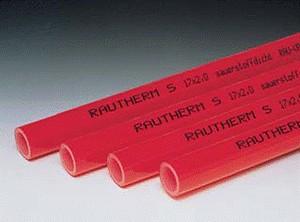 REHAU RAUTHERM S Труба отопительная 17x2 труба из сшитого полиэтилена