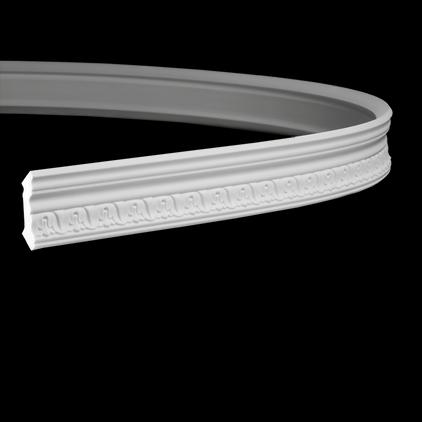 1.50.187 флекс Европласт потолочный карниз, гибкий