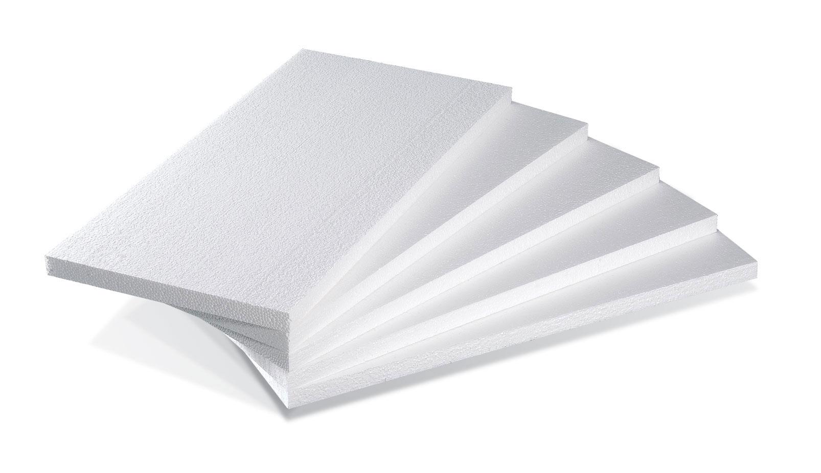 Пенопласт (2000х1000) t=30мм (1 лист)