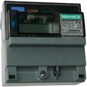 Счетчик электроэнергии Меркурий 201.2(5-60А) 220В однотарифный ЖКИ дисплей