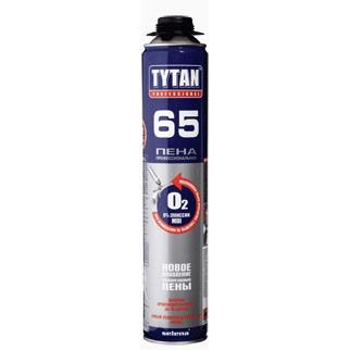 Пена монтажная профессиональная Tytan Professional 65 O2