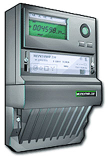 Счетчик электроэнергии Меркурий-230 ART-02 10-100А/380В двухтарифный