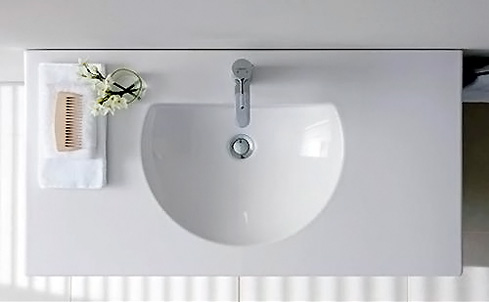 Раковина Duravit Darling New 0499100000 (103 см)