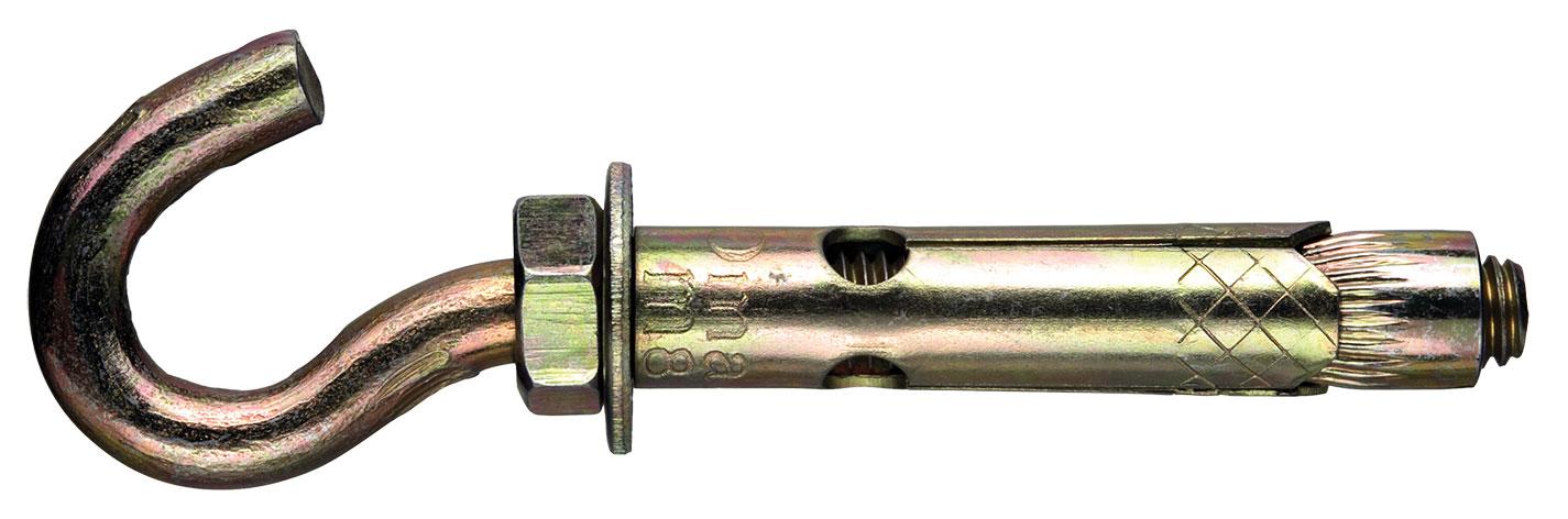 Анкерный болт с крюком М8х40мм
