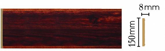 Декоративная панель Decomaster B15-1084 (150х9х2400мм)