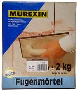 Затирка для швов Murexin OF40 Темно-серая (grau), 2кг