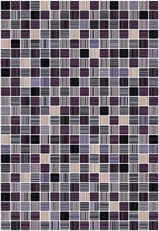 Плитка настенная Керамин Гламур 4Т 40х27,5