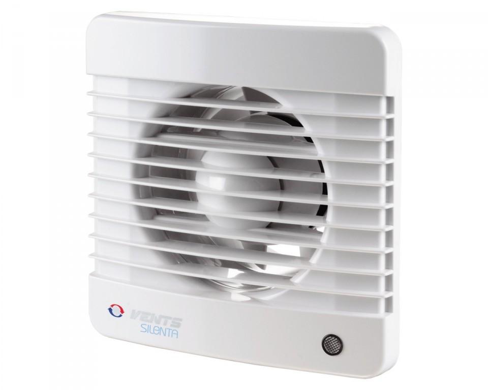Вентилятор настенный, диам 125