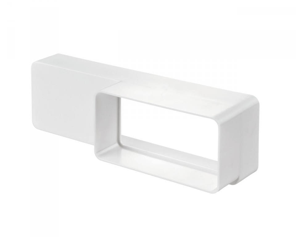 Редуктор прямоугольный 55х110 на 60х204 (вентиляция)