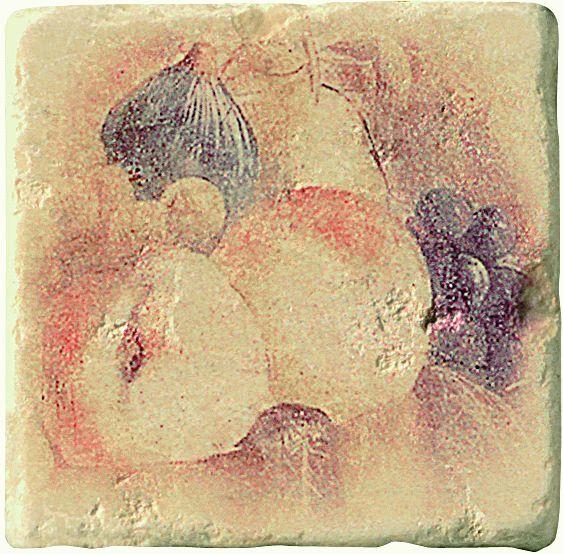 Плитка Cir Marble Age Ins.Botticino S/3 Beige (Персик+Яблоко+Виноград) 1511014-12-2212-3