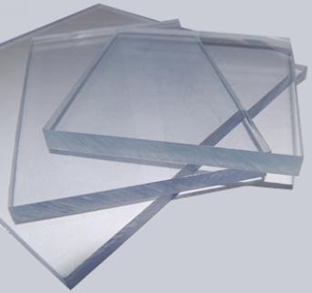Оргстекло прозрачное разм. 2050х3050, толщ.8мм